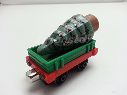 gg Friends Christmas Tree Magnetic Toy Train Loose New In Stock