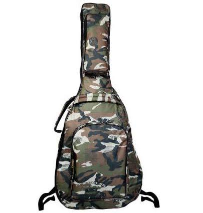 Generic-Star-Line-Enterprises-Guitar-Bag-Army-Print-Padded-Bag-Cover-Case-41-Inch