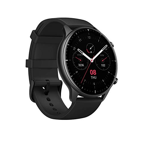 Amazfit GTR 2 Smartwatch with Alexa Built-In, GPS, Heart Rate, Sleep, Stress, SpO2 Monitor, 14-Day Battery Life…