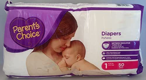 Diapers: Parent's Choice Diapers