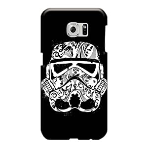 Icase88 Samsung Galaxy S6 Protector Hard Cell-phone Cases Custom Stylish Vader Band Series [mSM2220NXwH]