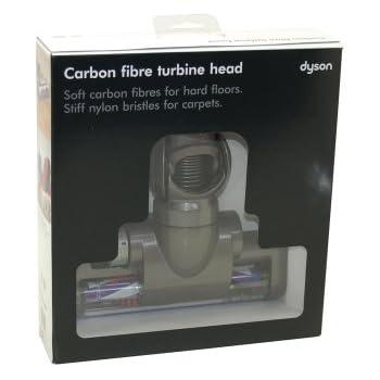 dyson dc26 dc26i dc28 carbon fibre turbine head genuine part number 92497701 924977. Black Bedroom Furniture Sets. Home Design Ideas