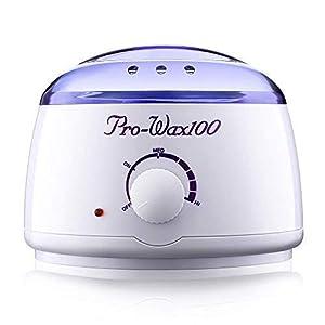 ZOSOE Wax100 Warmer Hot Wax Heater for Hard, Strip and Paraffin Waxing, Wax Heater For Waxing Automatic, Wax Heaters…