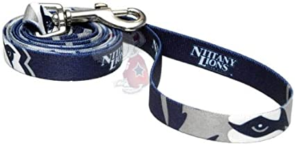 Team Color, Small NCAA Penn State Nittany Lions Dog Leash
