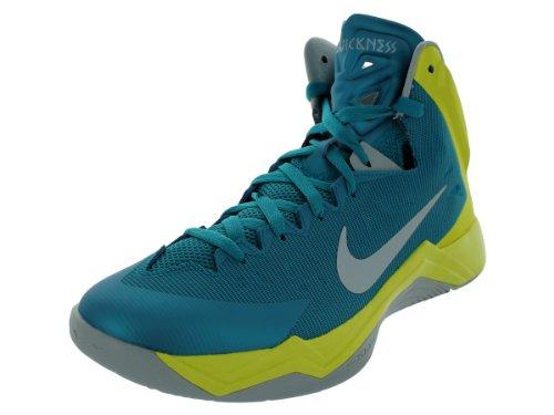 Nike Zoom Basketbalschoenen Met Hyperquickness Mesh