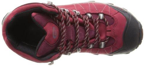 Oboz Womens Bridger B-dry Chaussures De Randonnée Rio Red