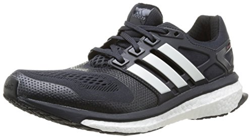 Dispersión Excepcional dañar  adidas Energy Boost 2.0 ESM Ladies Running Shoes, Grey/White/Pink, US9.5-  Buy Online in Andorra at andorra.desertcart.com. ProductId : 6222796.