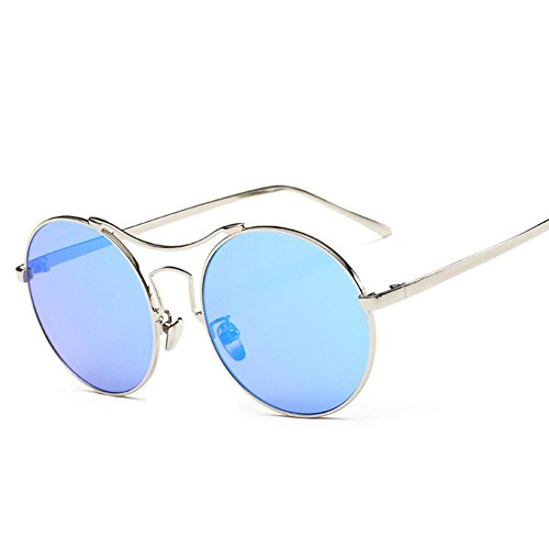 EYSHADE BSG800019C1 UV400 PC Lens Retro Women's Sunglasses,Metal Frames - Discountsunglasses