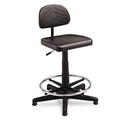 Safco Workstation Industrial TaskMaster Workbench Chair Economy Operational