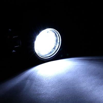 Stalwart LED Headlamp with 6 LED Flashlight Super Set