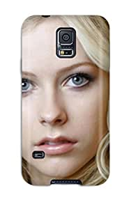 Awesome Case Cover/galaxy S5 Defender Case Cover(avril Lavigne Celebrity S)