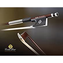 CodaBow Diamond Series Violin Bow Nx Nickel (Nx Nickel)