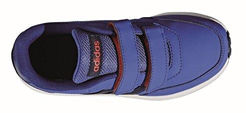 adidas Vs Switch 2 CMF C, Zapatillas de Deporte Unisex Niños Azul (Azalre/Maruni/Ftwbla 000)