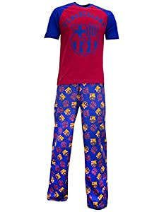 Barcelona Football Club Mens' Barcelona F.C Pajamas