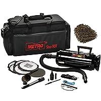 DV3ESD1 Metro Vacuum Vacuum/Blower with HEPA Filter, Datavac/3 ESD Anti-static 1.7 HP (Complete Set) w/ Bonus: Premium Microfiber Cleaner Bundle