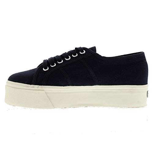 Navy 2790 Donna And Down Linea Sneaker Up Acotw Superga pwxqf8q