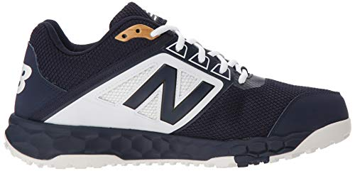 Navy Heren D Schoenen T3000v4 Breedte Engelse wit Balance New 10 7qAF8px