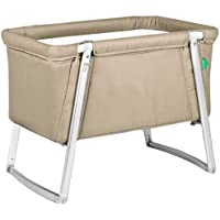 Baby Home Dream Portable Cot, Sand