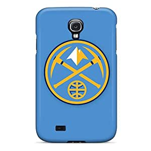 Protection Case For Galaxy S4 / Case Cover For Galaxy(nba Denver Nuggets 2)