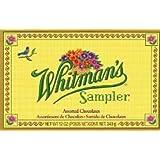Whitman's Sampler Assorted Chocolate, 12-Ounce Box