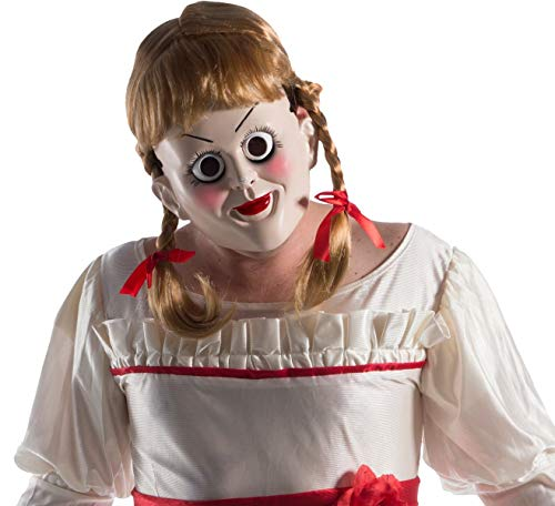 39024/1 Annabelle Mask with Wig ()