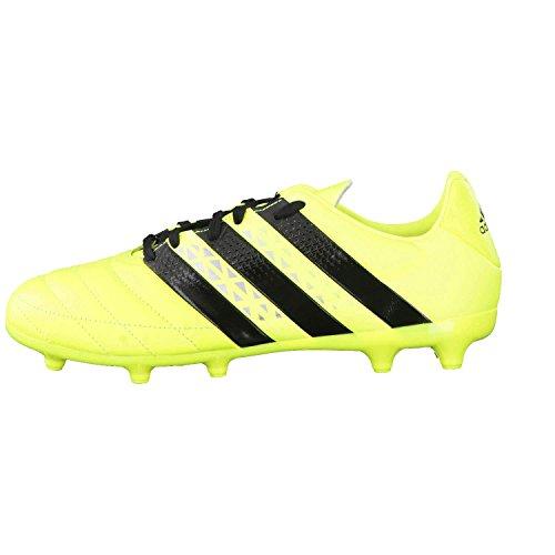 adidas Herren Ace 16.3 FG Leather Fußballschuhe Amarillo (Amasol / Negbas / Plamet)
