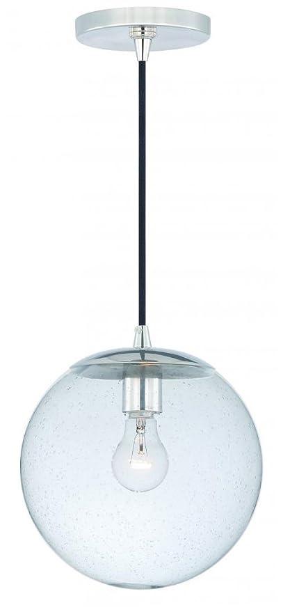 Amazon.com: Vaxcel p0161 630 Series 1 luz Mini colgante, 10 ...