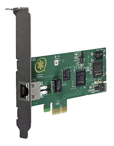 Digium TE131 Single Span Digital T1/E1/J1/PRI PCI Express Card - Isdn Pri Protocol