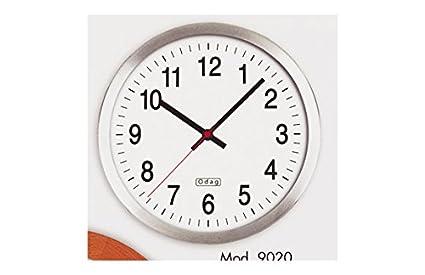 ODAG - Reloj Cocina Acero Inoxidable Odag 25 Cm