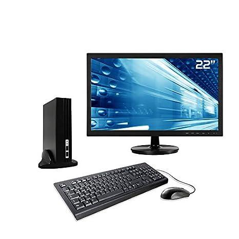 Sedatech Pack Mini-PC Office, disipación pasiva, Intel J4105 Quad ...