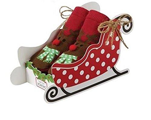 Mud Pie Christmas Socks 1542148