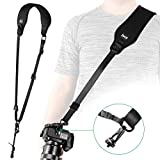 Zecti Camera Neck Strap, Professional Camera Shoulder Strap for SLR DSLR, Camera Sling Strap Shoulder for Nikon Sony Conon etc.