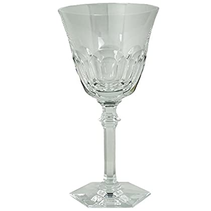 Image of Baccarat Harcourt Eve, American Water Goblet #1 Collectible Figurines