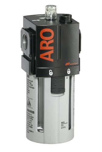 ARO L36341-100-VS Air Line Lubricator, 1/2'' NPT - 150 psi Max Inlet by Ingersoll-Rand