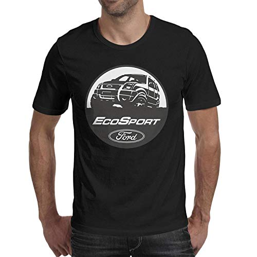 SMHNG F-ord-F-100-Trucks- Printed Men's Mens T-Shirt Classic Slim Fit 100% Cotton Shirt -