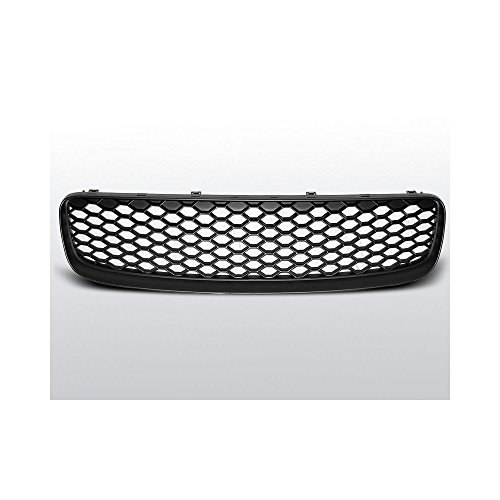 HoneycoMB Kuehlergrill Grill without Emblem Black 1131020