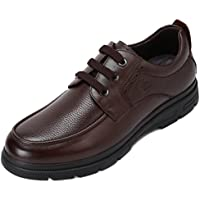 Men's Classic Style Walk Oxford Genuine Leather Dress Shoes Comfortable Leather Shoes