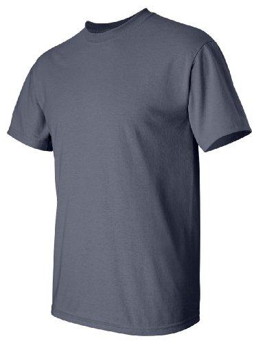 Gildan G200T 6.1 oz Ultra Cotton Tall T-Shirt - Navy - ()