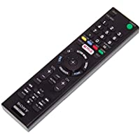 OEM Sony Remote Control Originally Shipped With: XBR55X707D, XBR-55X707D, XBR65X750D, XBR65X750D, XBR-65X750D, XBR-65X750D