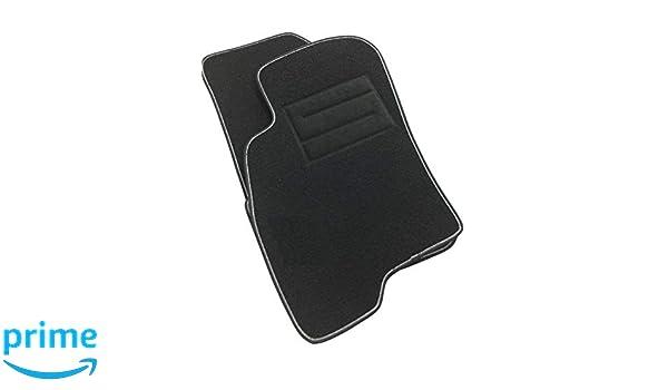 color negro BOSSMOBIL Tap/ón protector universal para asiento de coche medidas: 18 mm, 17 x 5 x 5 mm