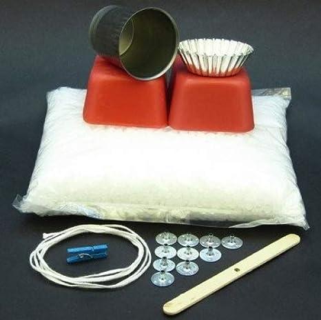 Kit De Fabrication De Bougies Reutilisables Carron Valley Crafts