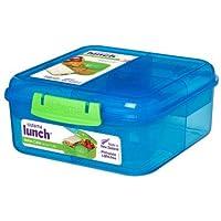 Sistema 1.25L Bento Cube Lunch Box