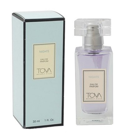 Perfume Nights Tova - Tova Nights Eau de Parfum Spray Perfume for Women (1 oz) - BLUE BOX