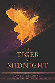 Book Cover: The Tiger at Midnight