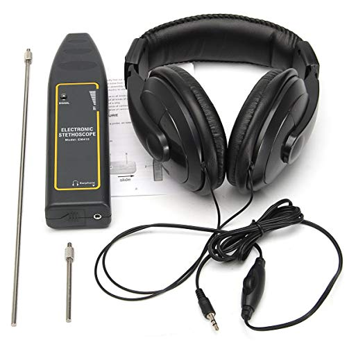 AE Market Electronic Stethoscope Earphone Leak Detector Water Pipe Detection