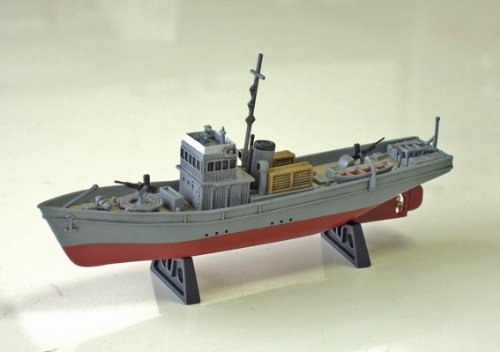 シールズモデルズ 1/350 日本海軍駆潜特務艇第1号型 2隻入