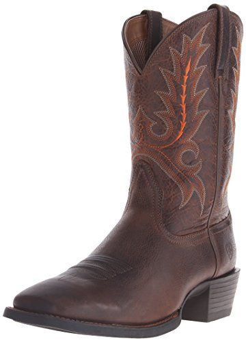 Ariat Men's Sport Outfitter Western Cowboy Boot, Wicker, 10 D US