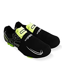 Bike Short Shoes Covers Winter,Basecamp Cycling Shoe Covers Short Toe Cover for Road or Mountain Bike Shoes Overshoes