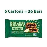 Nature's Bakery Whole Wheat Fig Bars, Apple