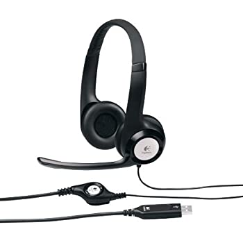 Logitech clearchat Comfort/USB Headset H390